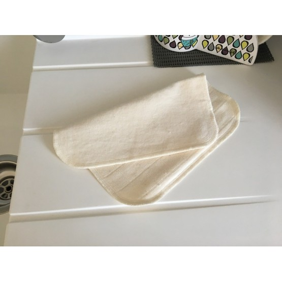 Absorbing washable kitchen roll