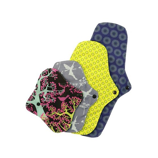 sanitary pads for periods and urinary leaks